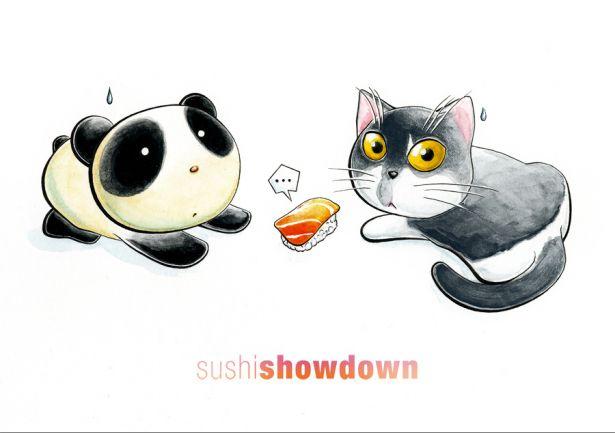 Panda Showdown