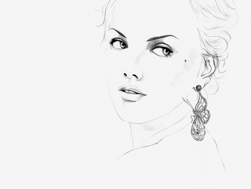 Line Art; Dear Clarice