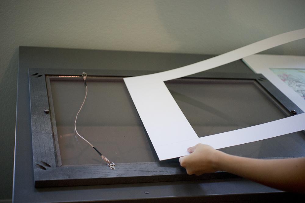 Matting and Framing | Katherine-Cheng.com